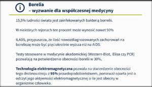 borelia - borelioza